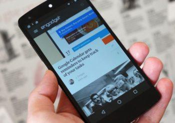 Chrome ruimt rommelige URL op na delen via je mobiel