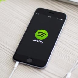 Spotify op 40 procent van de smartphones