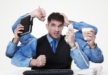 Werkstress door technologische innovaties