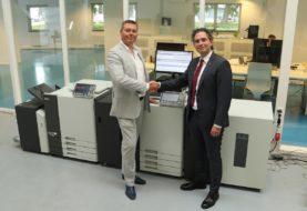 Snelste printer ter wereld geïnstalleerd in Zoetermeer