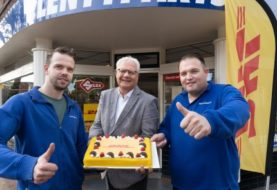 2.100ste ServicePoint DHL geopend