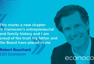 Econocom Group verandert bestuur