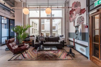 Mindspace opent designkantoor in Amsterdam