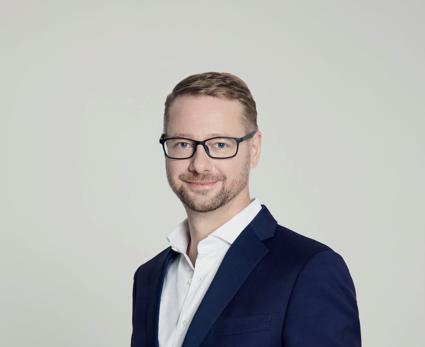 Jacco ter Schegge CEO van Publicis Groupe België en Nederland