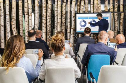 Sharp introduceert zes nieuwe 4K display-productlijnen tijdens ISE 2019