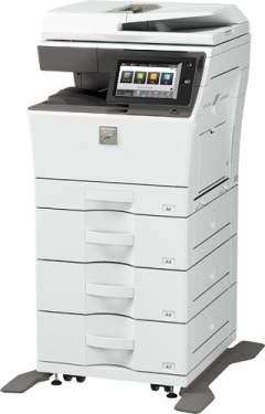 Sharp voegt nieuwe kleuren-MFP's toe aan line-up A4-machines