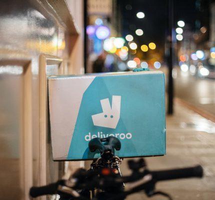 Deliveroo wil flink uitbreiden in Europa