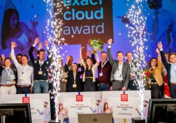 Aternio wint Exact Cloud Award