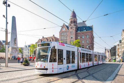 Amsterdam stijgt naar de 13e positie op de internationale ICCA-ranglijst
