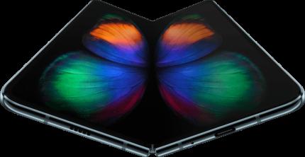 'Samsung Galaxy Fold volgende maand alsnog in de winkels'