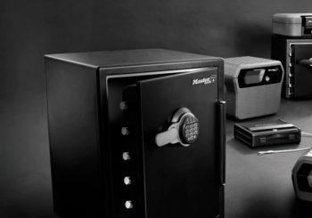Master Lock introduceert brand- en waterbestendige kluizen voor de zakelijke markt
