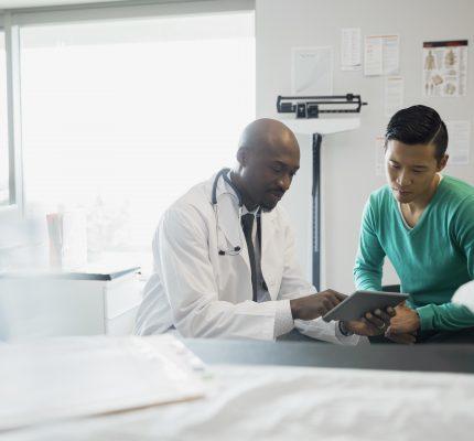 Nederland loopt achter met gebruik digitale gezondheidstechnologie