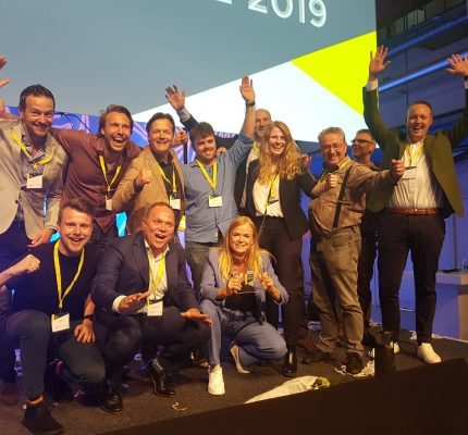 Tempo-Team wint DDMA award voor Beste E-mail Campagne van 2019