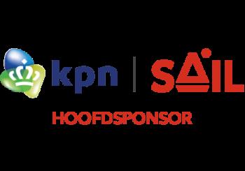 KPN opnieuw hoofdsponsor SAIL