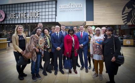 Stadshart Amstelveen geeft startsein voor URW for Jobs Amstelveen