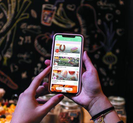 1 miljoen gebruikers voor anti-voedselverspillingsapp Too Good To Go