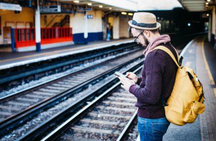 Pathé Thuis eerste adverteerder in NS treinen