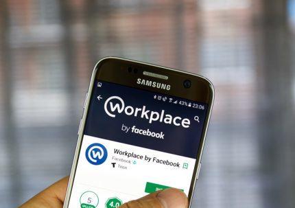 3 miljoen gebruikers voor zakelijke versie Facebook
