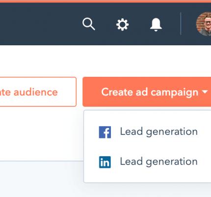 HubSpot voegt LinkedIn lead gen-formulieren toe aan gratis HubSpot CRM