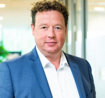 Kinly stelt Mike Gries aan als nieuwe Managing Director voor de Benelux