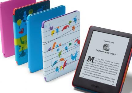Amazon introduceert e-readers voor kinderen