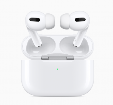 Apple onthult nieuwe AirPods Pro, verkrijgbaar vanaf 30 oktober