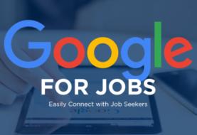 Google for jobs nog steeds niet in Nederland.
