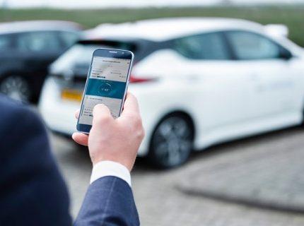 Autodeelconcept voor bedrijven en bedrijfsterreinen