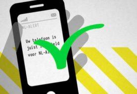 Ruim 12,9 miljoen mensen ontvingen NL-Alert controlebericht op mobiel