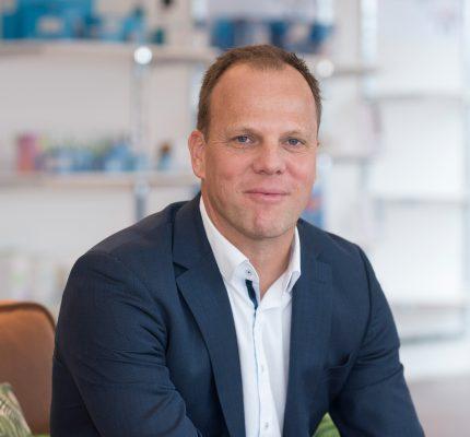 Jeroen van Kerkhof algemeen directeur BNS Data Logistics