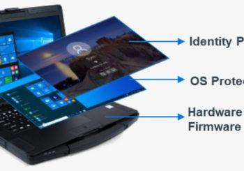 Panasonic Toughbook 55 is eerste optimaal beveiligde robuuste Windows PC