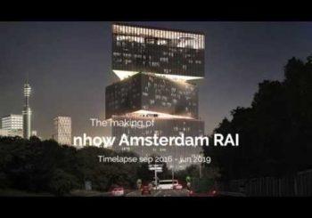 Amsterdam is een icoon rijker: nhow Amsterdam RAI is open