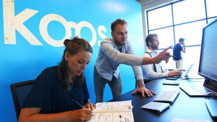 Koos Service Design hoofdsponsor van prestigieuze beurs Service Design Days 2020