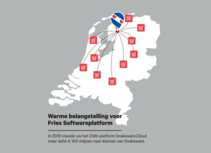 Warme belangstelling voor Fries softwareplatform