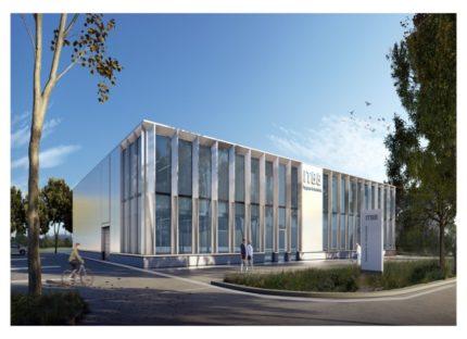 ITBB slaat eerste paal nieuwe vestiging Zwolle