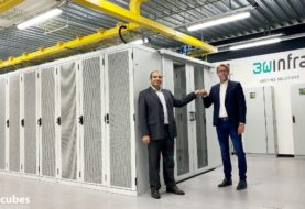 3W Infra verhuist bedrijf naar maincubes Amsterdam AMS01 datacenter
