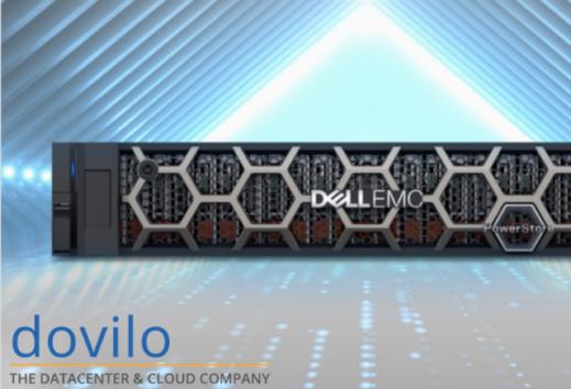 Dovilo introduceert als eerste Datacenter & Cloud bedrijf in Nederland diensten op basis van Dell EMC PowerStore