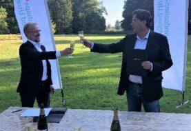 Sharp tekent partnershipovereenkomst met Stichting Landschap Erfgoed Utrecht