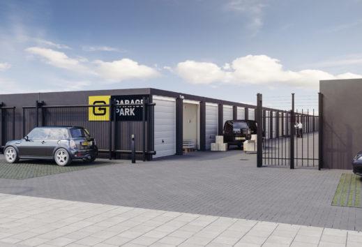 GaragePark kondigt nieuw park in Den Helder aan