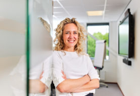 Liselotte Waterbeek HR Director bij Youvia