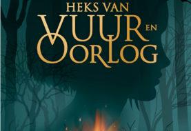 Nieuw Young Adult Fantasy boek verschijnt op 11 november