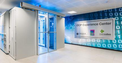 AMS01 Datacenter van maincubes als eerste OCP Ready™ in Continentaal Europa