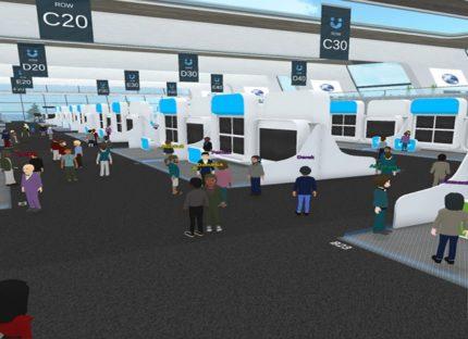 Rotterdamse middelbare scholen hebben primeur met Digitale Scholenmarkt via 3D-platform GoMeet