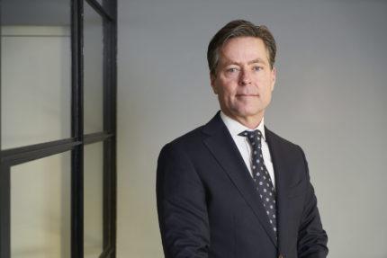 Johan Van den Neste nieuwe directievoorzitter Univé Schade en Univé Her
