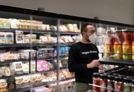Amsterdam heeft eerste Nederlandse 100% vegan supermarkt