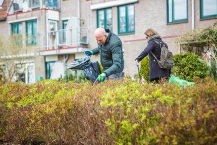 Ondernemend Nederland maakt een vuist tegen zwerfafval