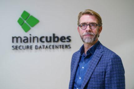 DCspine sluit maincubes aan op haar 100Gbit network backbone
