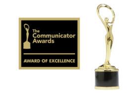 Youvia tweevoudig winnaar bij de internationale AIVA Communicator Awards 2021